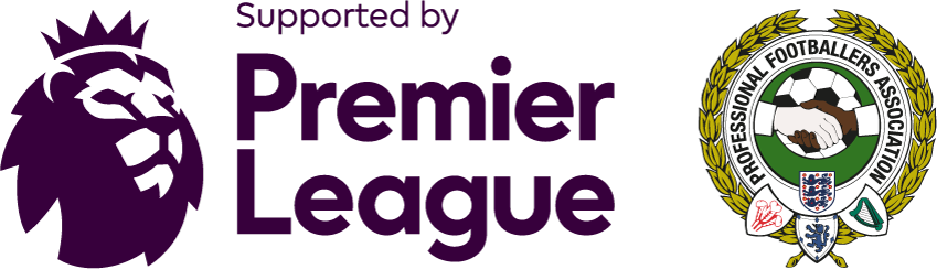 Logo for Premier League & PFA