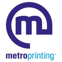 Logo for Metro Printing