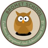 Logo for Bromet Primary School