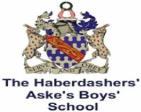 Logo for The Haberdasher Askes Boys School