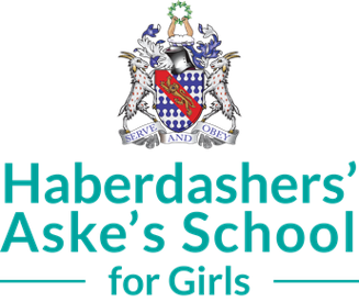 Logo for Haberdashers Askes School for Girls