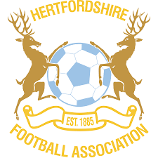 Logo for Hertfordshire FA