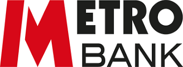 Logo for Metro Bank Watford