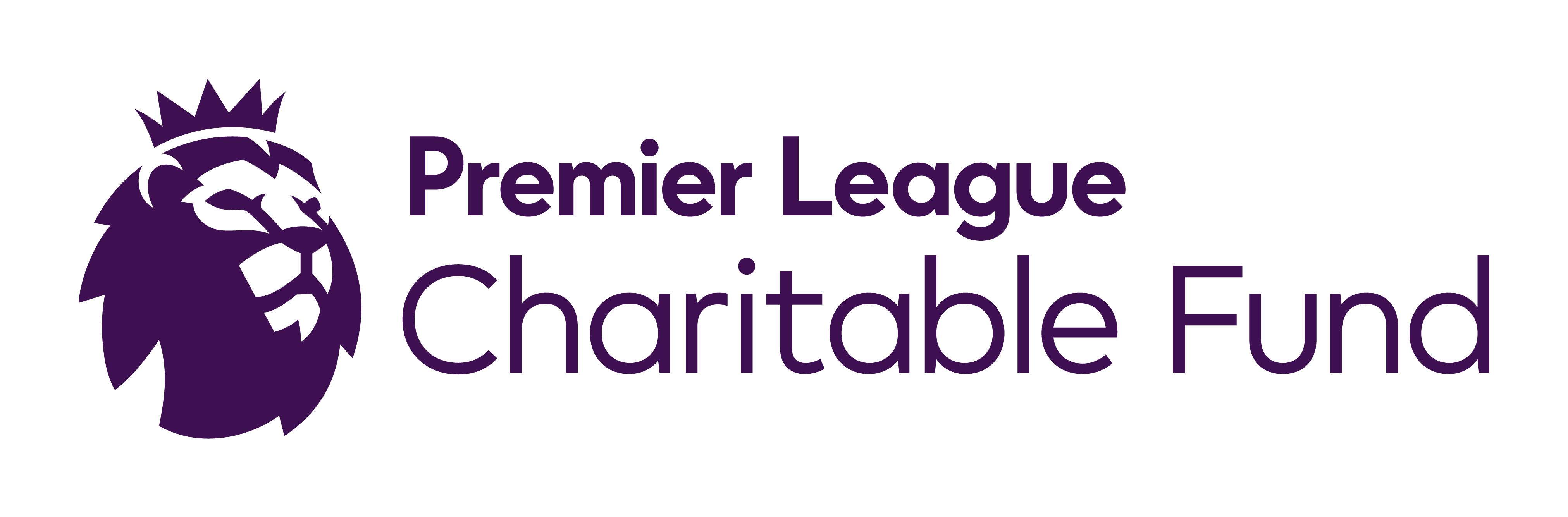 Logo for Premier League Charitable Fund