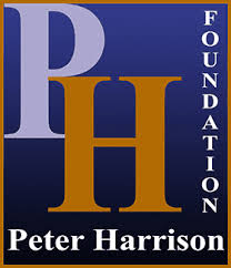 Logo for Peter Harrison Foundation