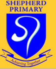 Logo for Shepherd Primary School