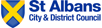 Logo for St Albans City & District Council