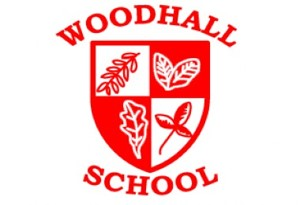 Logo for Woodhall School