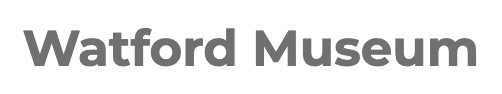 Logo for Watford Museum